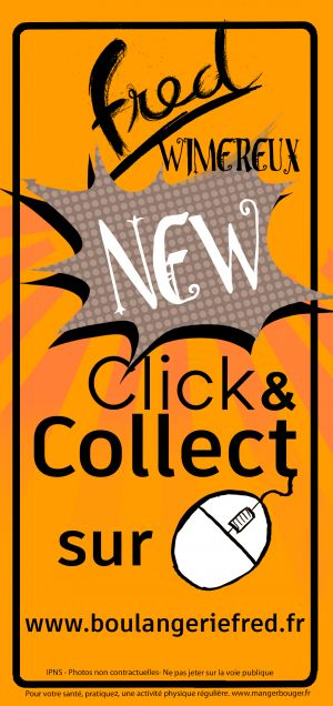 Le Click and Collect de Fred